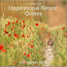 Chris Mills Photo - Inspirational Nature Quotes - eBook
